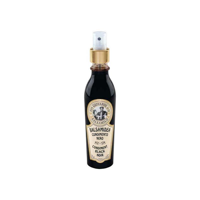 Condimento Balsamico NERO SPRAY - 175ml Acetaia Don Giovanni Condimenti Balsamico