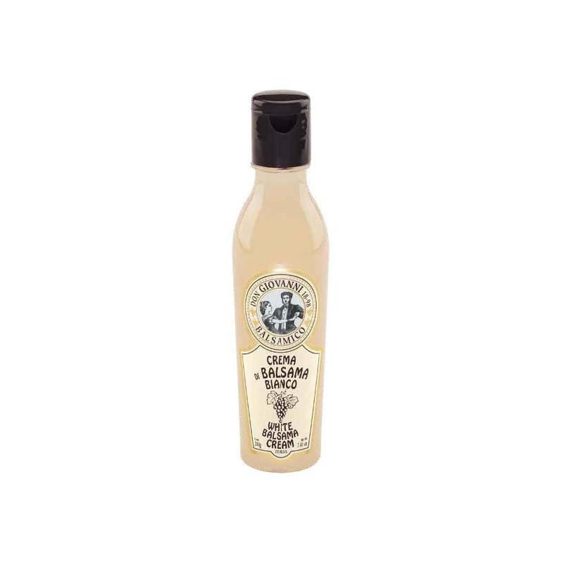 WHITE Balsamic Cream - 210g
