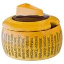 Formaggiera grande in ceramica accessori cucina Parmigiano