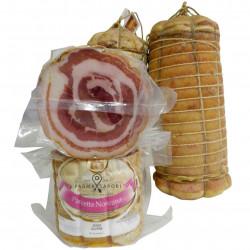 Mezza Pancetta nostrana- 900 gr Pancetta Nostrana