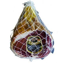 Prosciutto di Parma 24 mesi dolce disossato sottovuoto 8 kg.