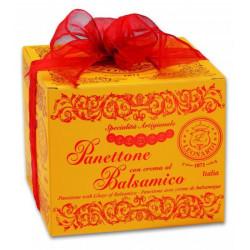 Panettone con crema al Balsamico 750 Gr