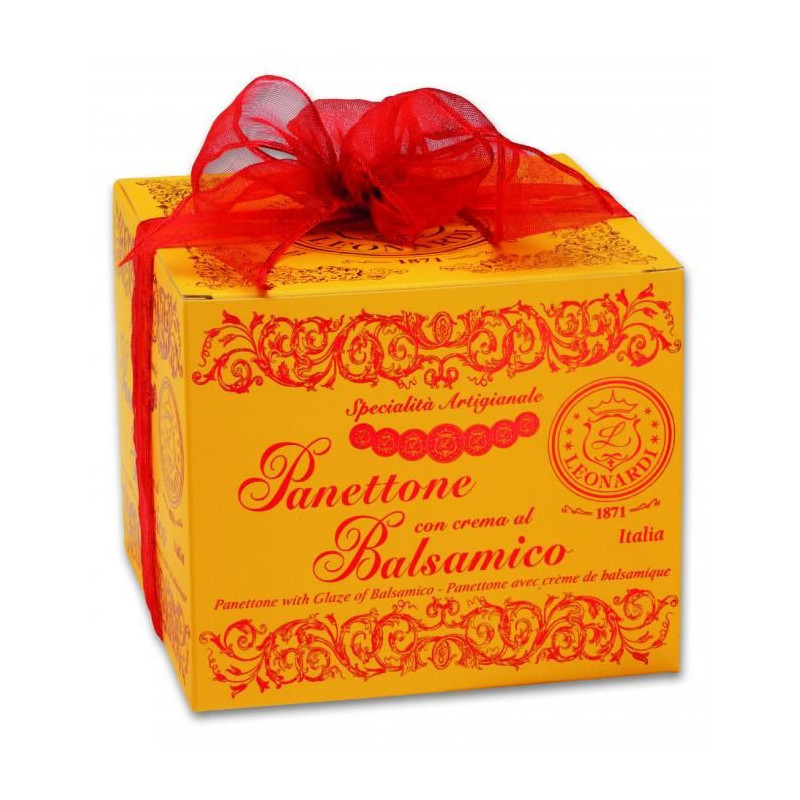Panettone with Balsamic Cream 750 Gr