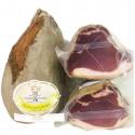 Fiocco con cotenna trancio peso 1,1 Kg Culatello e Fiocchi