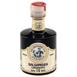 Condimento Balsamico Serie 15 Botti RISERVA -100ml
