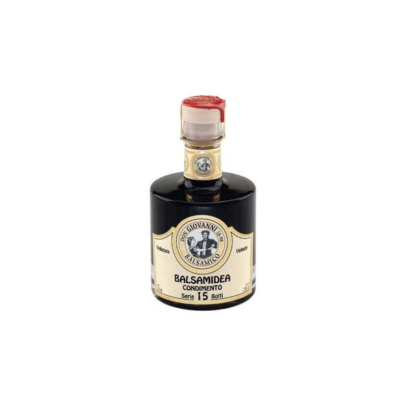 """Condimento Balsamico """"Serie 15 Botti"""" RISERVA -100ml Acetaia Don Giovanni Condimenti Balsamico"""